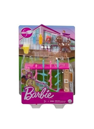 Barbie Grg75 Barbienin Ev Dekorasyonu Oyun Setleri Renkli